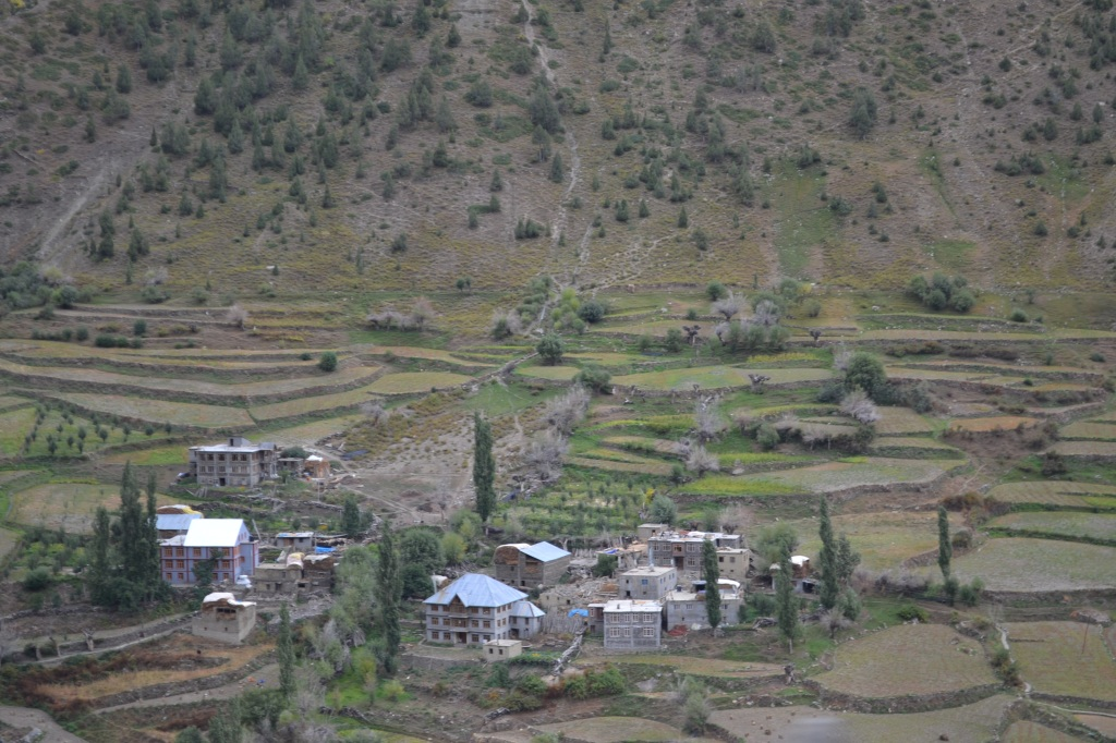 Lahaul is a world in itself, culturally rich and etnically unique