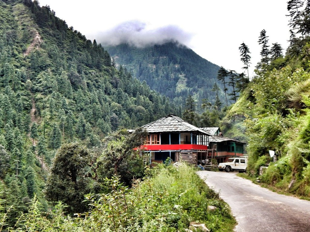 Places to see in Kullu