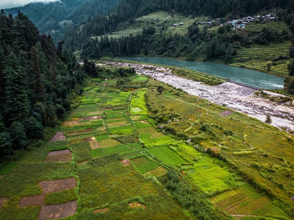 places to visit in Barot valley